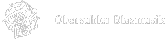 Obersuhler Blasmusik Logo